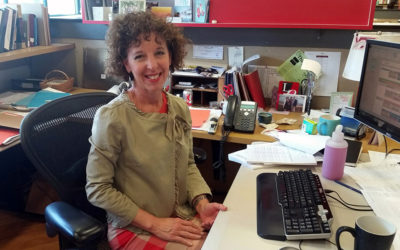 Across the Table from Terri Callaway: A Q&A with our newest Associate Principal