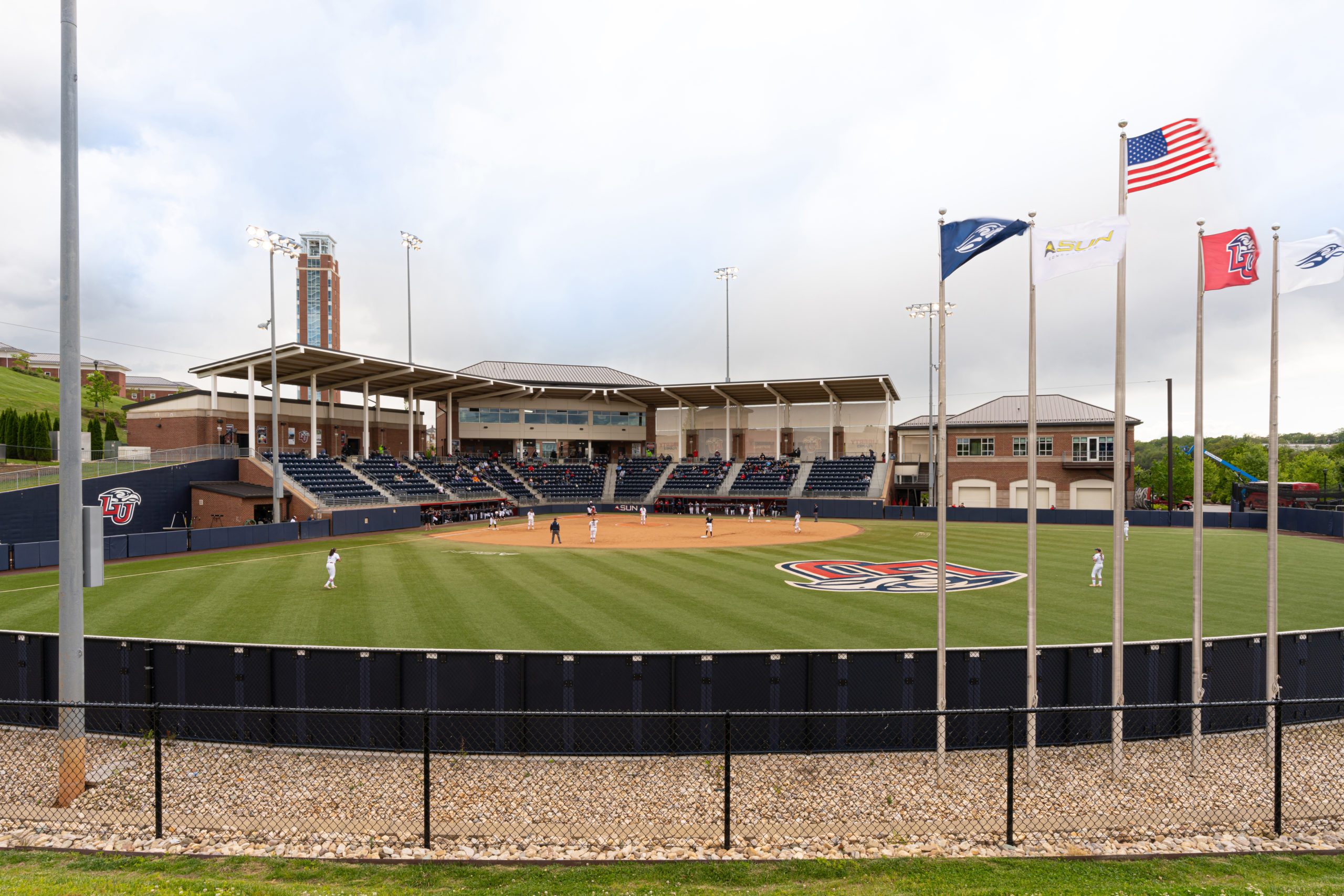 Liberty Softball Stadium