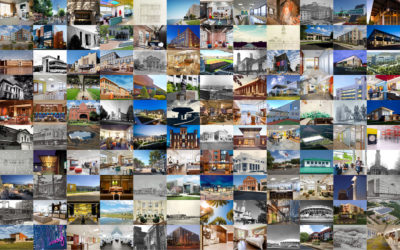 Mapping A Legacy: 120 Years, 120 Projects