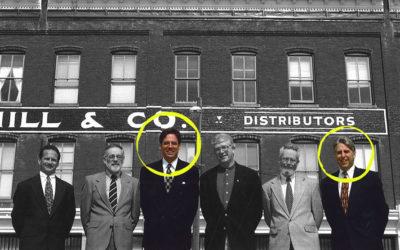 Origin Story: Becoming Principal Emeritus