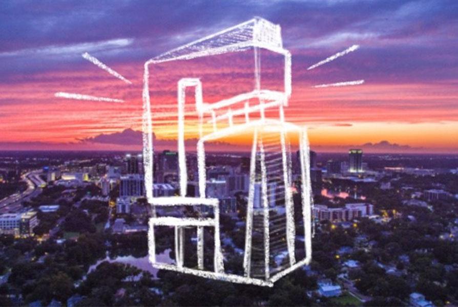 High Design: AC Hotel Orlando to Light Up City Skyline