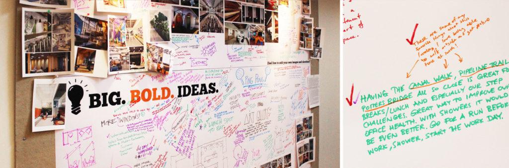 big bold ideas