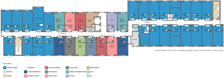 Anticipated Floorplan Changes