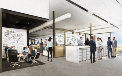 Work + Space: The Next Act for Workplace