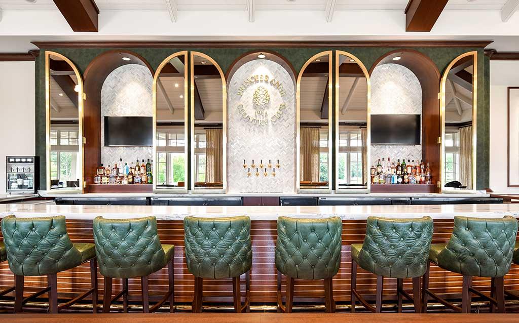 Princess Anne Country Club Chesapeake Bar