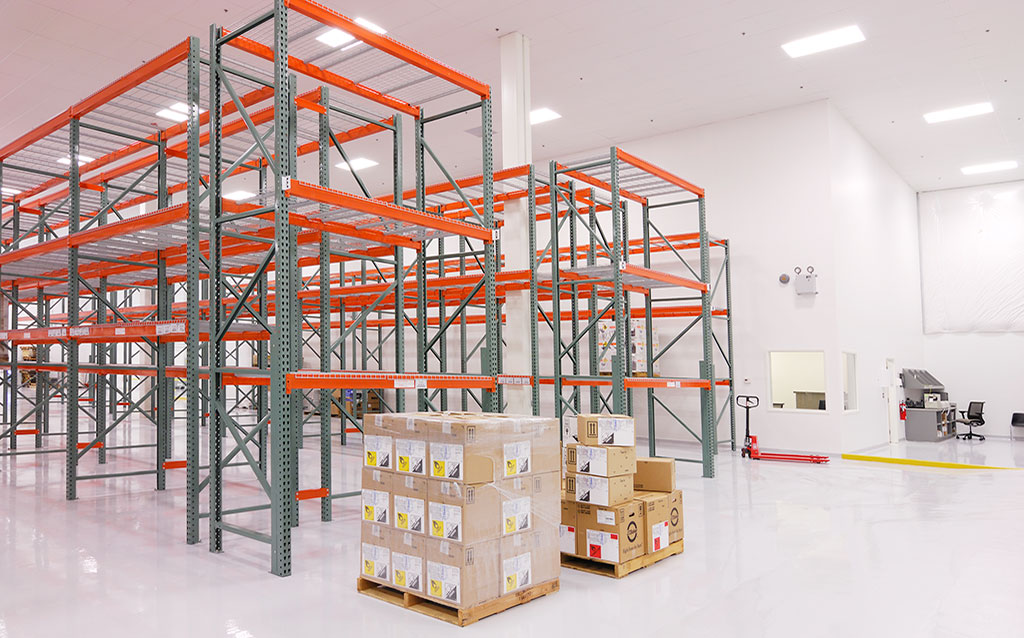 Thermo Fisher Scientific Chemical Storage Facility - Baltimore