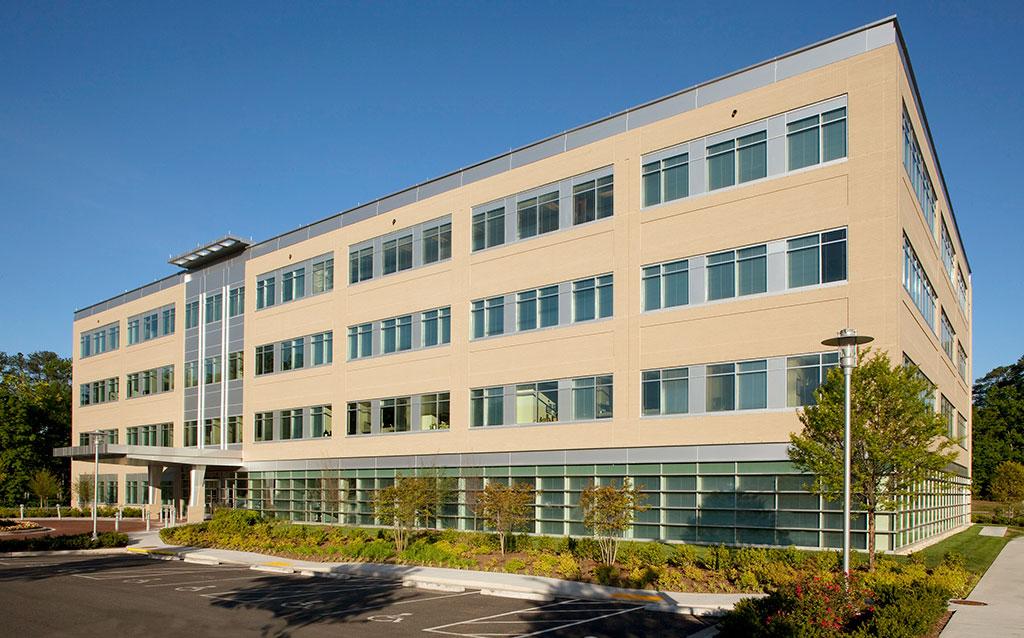 Henrico Doctors Hospital Medical Office Building