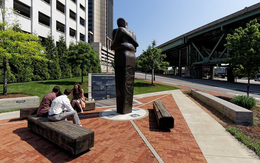 Reconciliation Plaza
