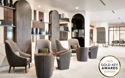 AC Hotel Charlotte SouthPark celebrates Gold Key Awards win